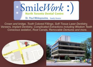 Dr. Mirkopolous - SmileWork Dental Centre