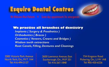 Esquire Dental Centres